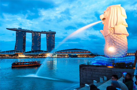 10 Spots To Visit In Singapore